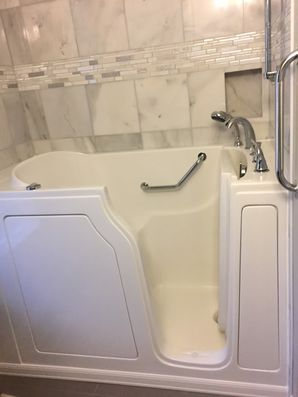 Accessible Bathtub in Marina by Independent Home Products, LLC