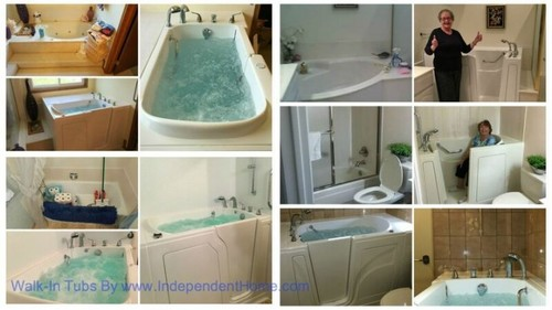 Great Walk in Bathtub transformations!
